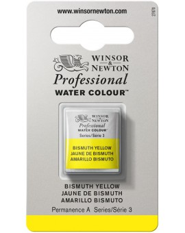 W&N Professional Water Colour - Bismuth Yellow (025)