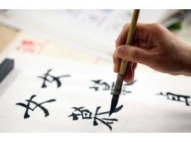 Penselen voor kalligrafie