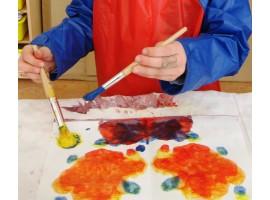 Schildermaterialen voor kinderen