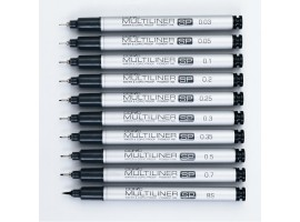 Markers, tekenstiften en tekenpennen