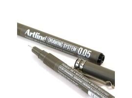 Tekenpennetjes en inkt, Artline Drawing System