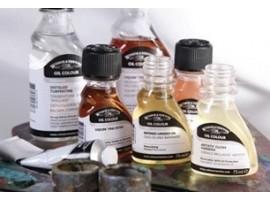 Hulpmiddelen voor olieverf
