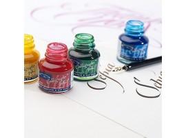 Kalligrafie inkten